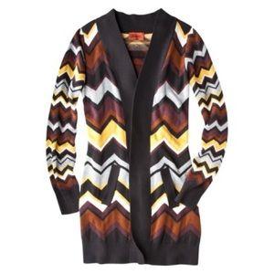 Sweaters - Missoni For Target Zig Zag Cardigan